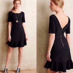 HD In Paris Anthropologie Marcelline Flounce Dress